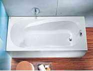 ванна прямоугольная Comfort 170 Х 75 sm