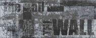 The Wall Graphite Inserto 20x50