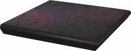 Semir Rosa 33 x 33 x 1,1 stopnica z kapinosem narożna