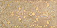 wall decoration Lavish brown 22,3x44,8