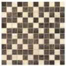 wall mosaic Fiorino square mosaic 30x30