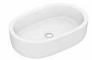 Architectura washbasin 60x40 for installation on the table