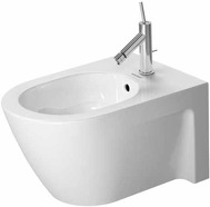 Starck 2 Bidet wall-mounted