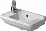 Starck 3 Washbasin 40x26