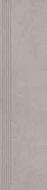Intero Silver stopnica 29,8 X 119,8 Satyna