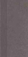 Intero Grafit stopnica 29,8 x 59,8 satyna