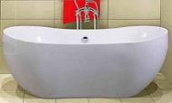 Ванна Volle акрилова 1700х800х650 мм