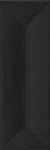Favaro Nero struktura połysk 9,8 x 29,8