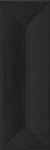 Favaro Nero struktura mat 9,8 x 29,8