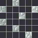 Esten mozaika mix grafir silver 29,8x29,8