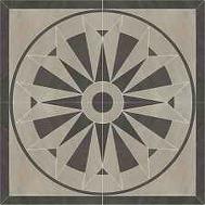 Arkesia Grys rozeta 89,6x89,6 cm