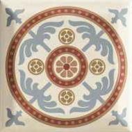 Forcados Beige dekor B 9,8x9,8