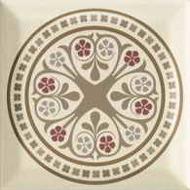 Forcados Beige dekor D 9,8x9,8