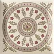 Forcados Beige dekor E 9,8x9,8