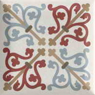 Forcados Grys dekor A 9,8x9,8