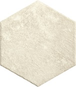 Scandiano Beige hexagon 26x26