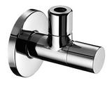 Schell Stile-Design вентиль 1/2х3/8 , хром