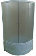 душ кабіна півкругла 900 x 900 x 1900 мм