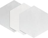 Esagon Concrete Silver Gres Szkl 19,8x17,1