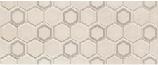 Dekor ścienny Tecido grey 29,8x74,8