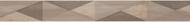 Listwa ścienna Nursa grey 74,8x7,3