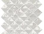 Mozaika ścienna Fondo graphite 29,8x29,6