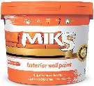 Фарба акрилова для стін і стель 14 кг Miks color
