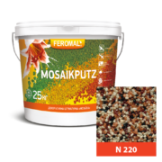 Feromal 33 Mosaikputz N 220