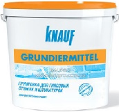 Knauf Grundiermittel Грунтовка Грюндирміттель 10 кг